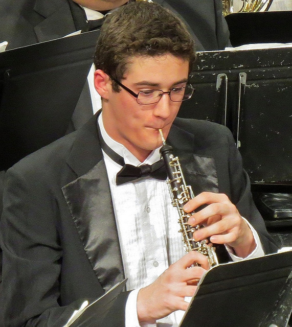 Audition for the Heart of Texas Concert Band