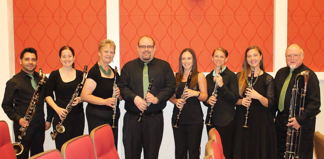 Prickly Pear Clarinet Ensemble