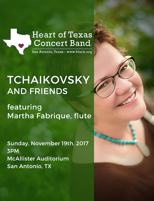 Tchaikovsky and Friends - November 19, 2017